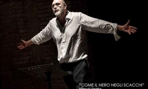"""Paolo Fosso e """"Come il nero negli scacchi"""""""