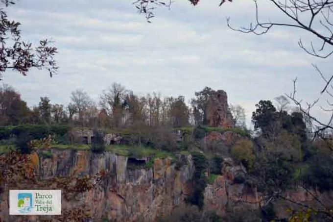Visita guidata nel Medioevo Da Mazzano a Calcata tra storia e natura