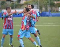 Colle di Fuori calcio (I cat), buona la prima. Emanuele Romei: «Contento per gol e tre punti»