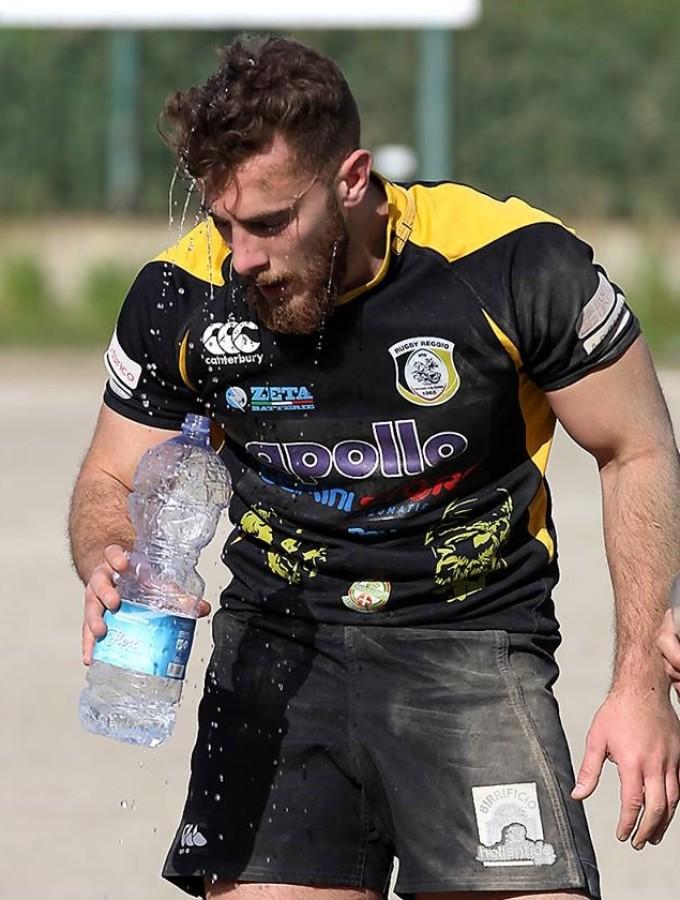 """Lirfl (rugby a 13), ecco il """"deb azzurro"""" Filardo: «Un'emozione forte e inaspettata»"""