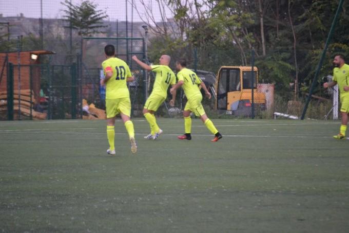 Atletico Kick Off calcio (I cat), Cappoli: «Il primo posto fa piacere, ma c'è da lavorare»