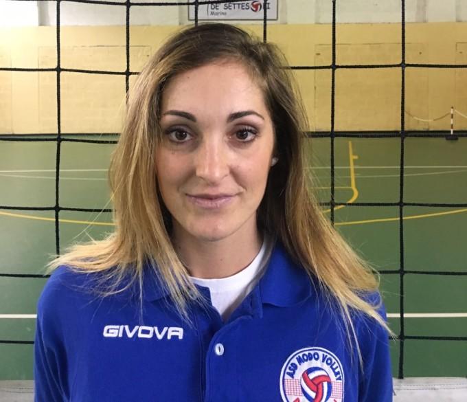 Modo Volley de' Settesoli Marino (B2/f), Salvati: «Volevamo fortemente la prima vittoria»