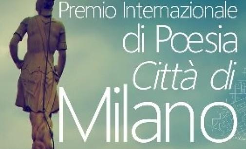 """Primo premio internazionale di poesia """"Città di Milano"""""""