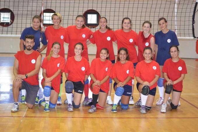 Shark Volley Club Pomezia, doppia vittoria ravvicinata per l'Under 16 di coach Di Clementi