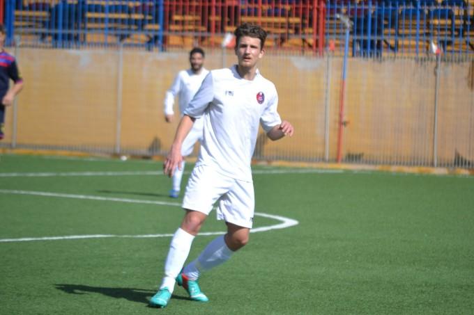 Casilina calcio (I cat), Iacobelli torna al gol nel derby: «Avevo promesso di segnare»