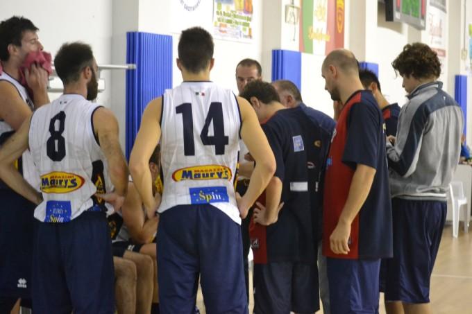 San Nilo Basket Grottaferrata (C Silver), Catanzani: «Il pari con la Tiber? Come una vittoria»