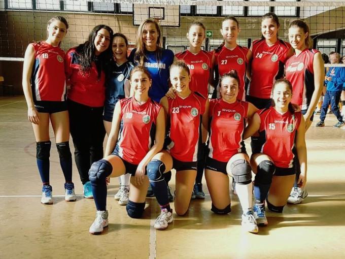 Polisportiva Borghesiana volley (Under 18), Chiodi: «Inizio difficoltoso, ma squadra in crescita»