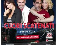 """""""Cuori scatenati"""", anteprima nazionale con Sergio Muniz"""