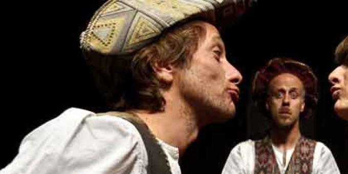 """A Centrale Preneste Teatro –  Storia tutta d'un fiato da """"Narco degli Alidosi"""""""