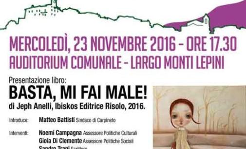 Carpineto – Giornata internazionale per l'eliminazione della violenza contro le donne