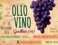 """Gallese, prodotti tipici e degustazioni a """"Le Giornate dell'Olio e del Vino"""""""