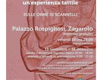 """Zagarolo – Mostra d'arte """"Raffaello, Correggio, Caravaggio: un'esperienza tattile. Sulle orme di Scannelli"""""""