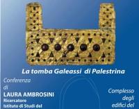 La tomba Galeassi di Palestrina