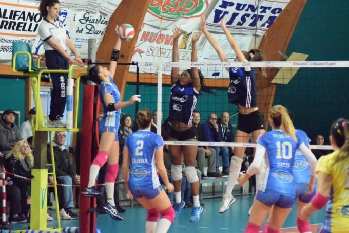 Giò Volley, a caccia di punti a Castelvetrano