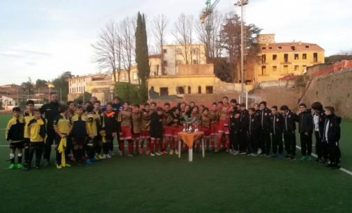Grottaferrata calcio, la presidentessa Furlani: «Siamo molto soddisfatti del nostro 2016»