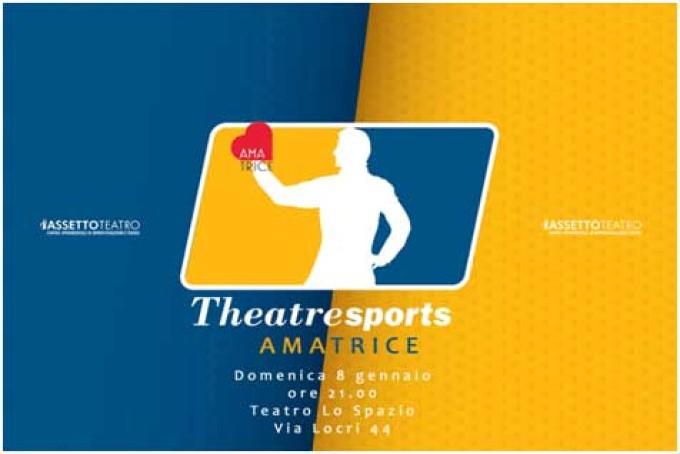 Theatresports per Amatrice