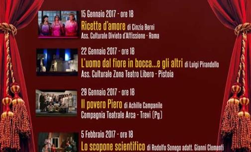 """Festival Nazionale di Teatro Amatoriale """"Premio Lucio Settimio Severo"""""""