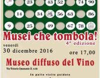 Musei… che Tombola! Museo diffuso del Vino di Monte Porzio Catone