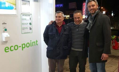 """Ardea, inaugurati i primi due """"ecopoint"""" della città: ricicli e risparmi"""
