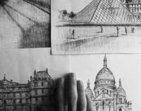 Roberto Di Costanzo: l'artista romano a Parigi