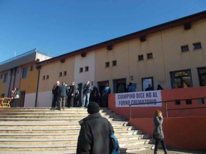 Ciampino – Polo Crematorio, revocata la Delibera