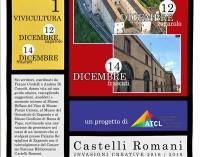 """Zagarolo –  """"Invasioni creative ai Castelli Romani"""""""