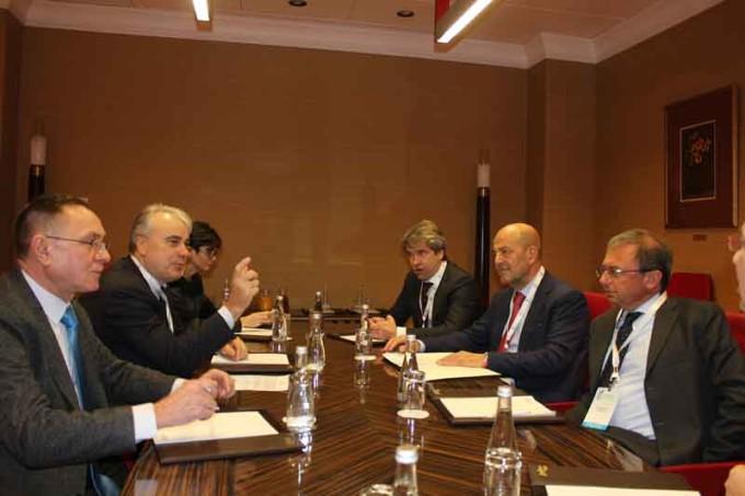 "Quattordicesimo Forum ""Gas di Russia 2016"""