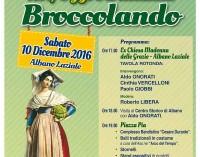 Albano, sabato 10 dicembre si festeggia il broccolo