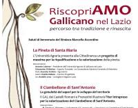 RISCOPRIAMO GALLICANO NEL LAZIO