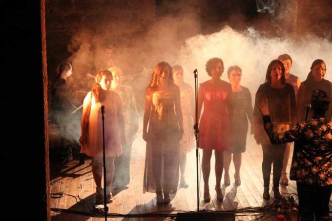 Roma, Teatro: A Villa Sandra canti e comicita' per allietare i pazienti
