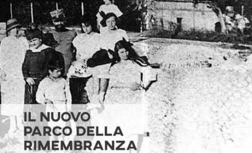 Lanuvio, Galieti presenta il Nuovo Parco della Rimembranza