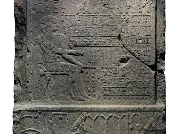 All'ombra delle piramidi. La Màstaba del dignitario Nefer
