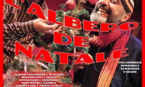"""""""Marionette Senza Fili"""" presenta  """"L'albero de Natale"""""""