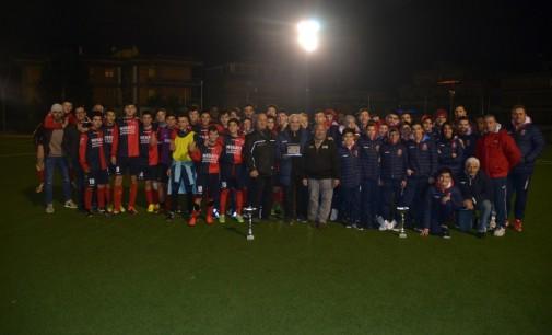 Casilina calcio, doppio successo nel memorial di casa dedicato a Francesco Coratti e Ezio Santaroni