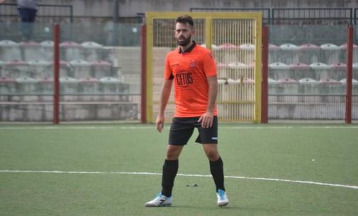 Grottaferrata calcio Stefano Furlani (I cat.), Giachetta: «Buon punto sul campo del Lavinio»