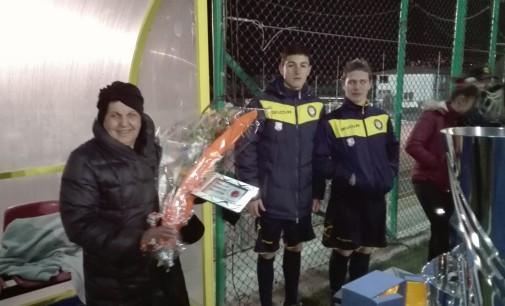 Asd Borussia calcio, gli Allievi B si aggiudicano il torneo di casa intitolato a Fabrizio Valentini