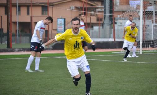Atletico Morena calcio (Prom), da Comparelli una perla da tre punti: «Successo molto importante»
