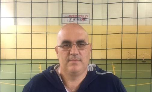 Modo Volley de' Settesoli Marino (B2/f), Viglietti: «A Labico un atteggiamento non positivo»