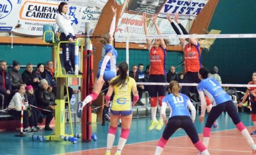 """Giò Volley, A Montella ancora un tie-break fatale. Federici. """"Un buon punto"""""""