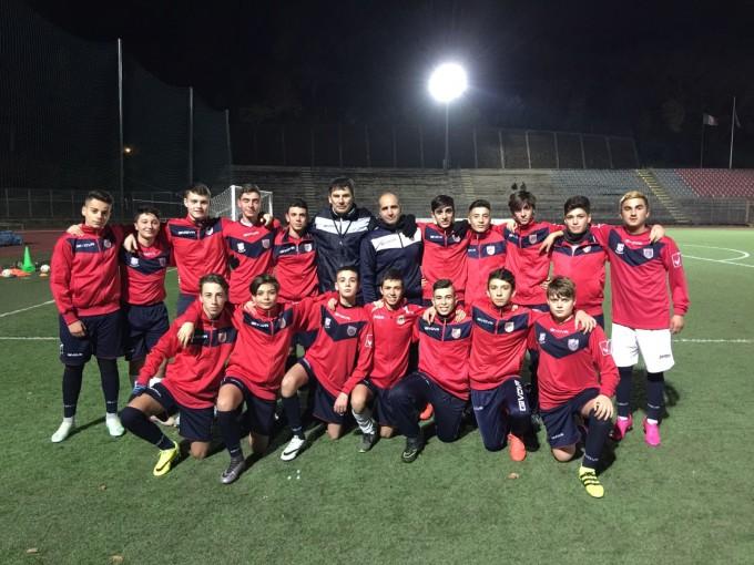 Asd Frascati Calcio – Allievi Regionali