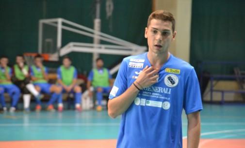 Todis Lido di Ostia Futsal (serie B), Viglietta non cerca alibi: «Pari a Fondi? La Coppa non c'entra»