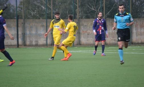 Racing Roma calcio (Ecc), Pratelli: «Contento per il mio primo gol, punto importante a Bellegra»