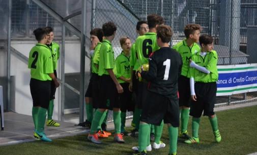Castelverde calcio (Giovanissimi prov. B), Cedrone: «Con Acquacetosa un'altra vittoria di gruppo»