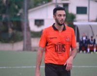 Grottaferrata calcio Stefano Furlani (I cat.) da giostra del gol. Patrizi: «Se giochiamo tranquilli…»