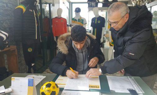 Racing Roma calcio, è sempre più linea verde: ecco Antonio Granata per l'Under 17