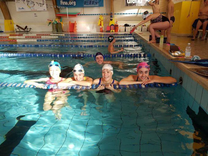 3T Frascati Sporting Village (nuoto), da giovedì 4 ragazze ai campionati italiani di salvamento