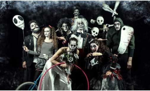 TREVIGLIO Teatro Nuovo – Frankenstein Kabarett