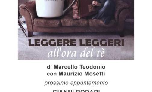 Colleferro – Leggere leggeri all'ora del tè, Gianni Rodari