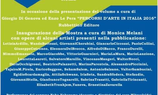 """Il MItreo – Inaugurazione mostra """"Percorsi d'Arte 2016"""" / Conferenza"""