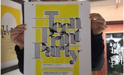 Teatrino di Palazzo Grassi  – Teen Print Party